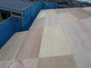 屋根下地用合板