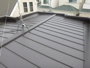 屋根板金葺き替え