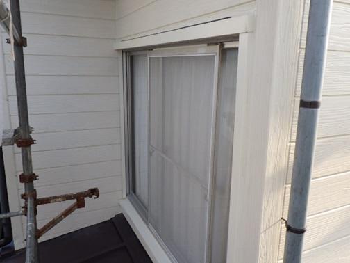 外壁サイディング復旧